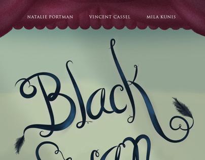 Black Swan Movie Redesign