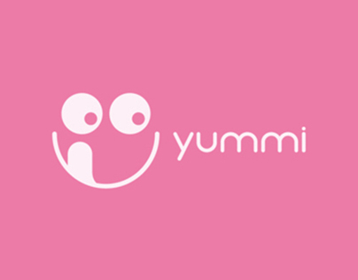 Branding | yummi - yogurt bar