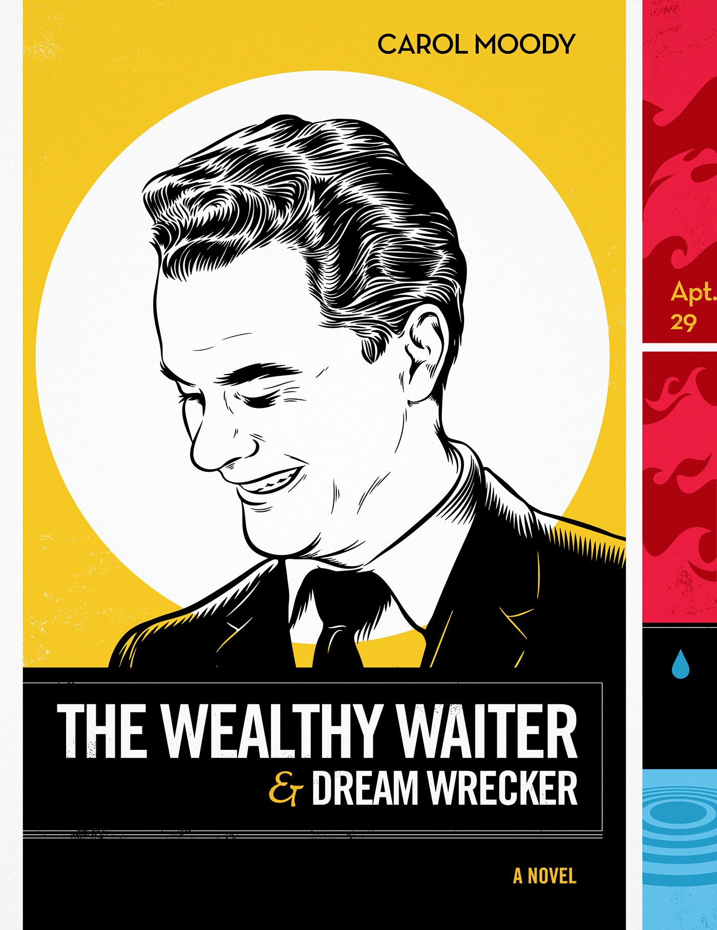 The Wealthy Waiter & Dream Wrecker Book Cover