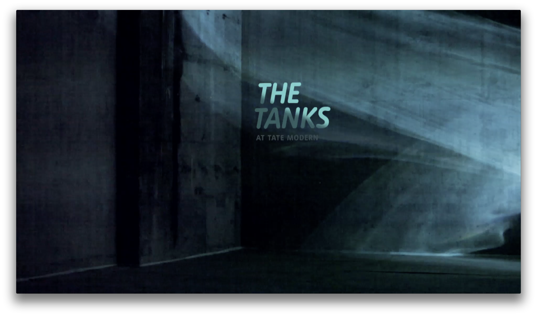 Tate - The Tanks