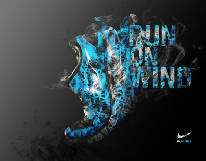 Nike Free - 'Run on Wind'