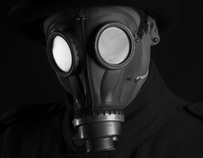 Gasmask Portraiture