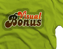 Visual bonus T-shirt