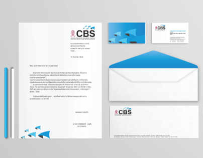 Chulalongkorn Business School (CBS) - Rebrand concept
