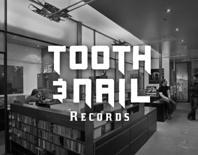 Tooth & Nail Records Rebranding
