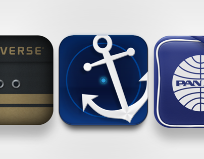 iOS Icons collection