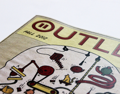 OUTLET Magazine Cover