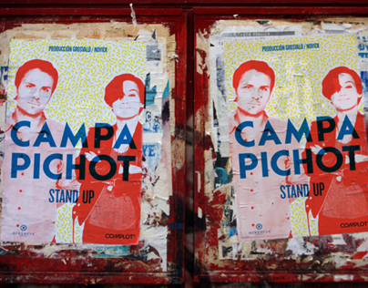 Campa Pichot — Stand Up