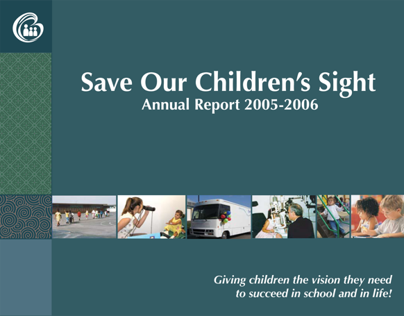 Community Ophthalmology Annual Report 2008