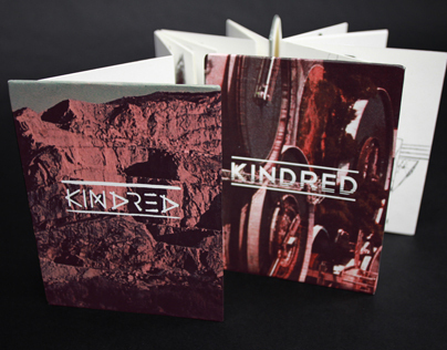 KINDRED Artist Book