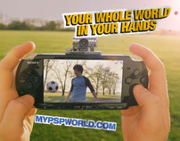 Sony PSP Commercial