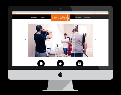 Hemisferio Films Website