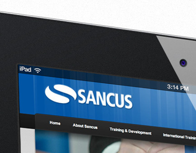 Sancus Solutions Website