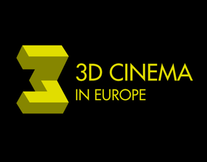 Screen Training Ireland / 3D Cinema In Europe Identity