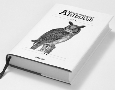 Animals Design Book