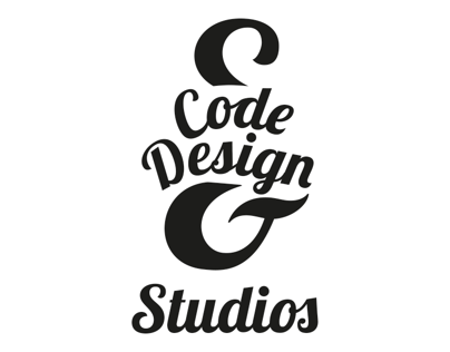 Code and Design Studios Logo Design