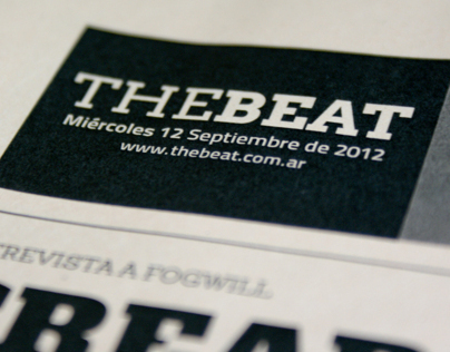 TheBeat • Diario / Newspaper