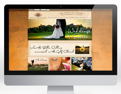 Bella Collina Web Design