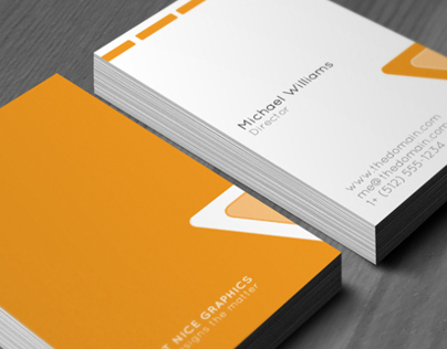 Triangle - Business Card