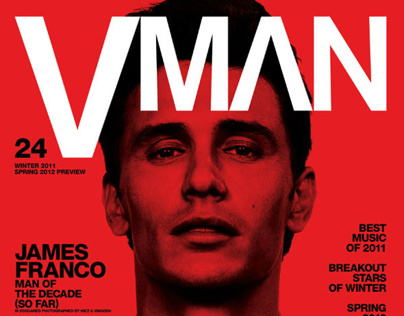 Vman - The Decades Issue