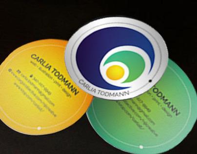 Carlia Todmann - Logo & Identity Package