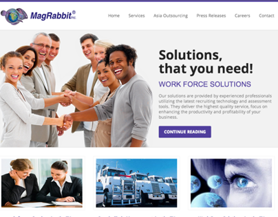 Magrabbit Website