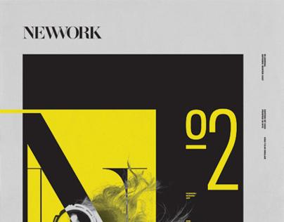NEWWORK MAGAZINE, Issue 2
