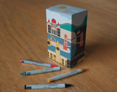 Artist Series Crayon Box