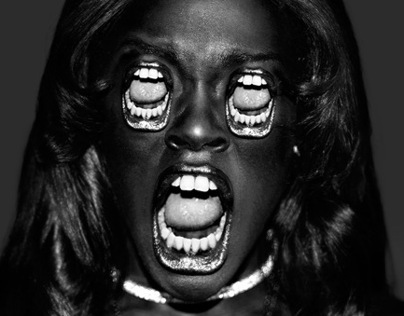 Azealia Banks Yung Rapunxel Single Artwork