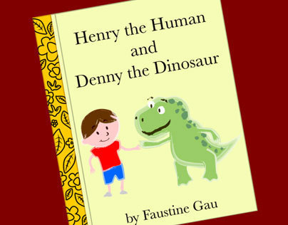 Henry the Human and Denny the Dinosaur