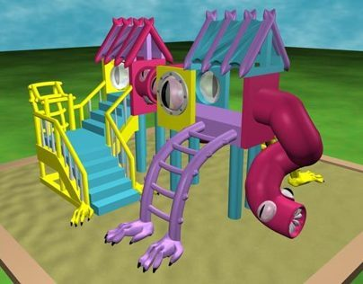 Playground Monster