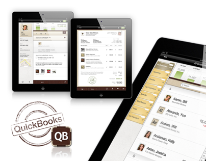 QuickBooks iPad