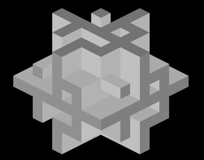 Isometric Font