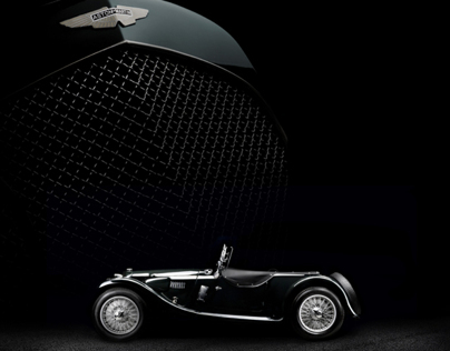 Aston Martin 100 Year Centenary Book - 2 Litre Shoot