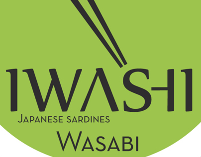 Iwashi sardines packaging