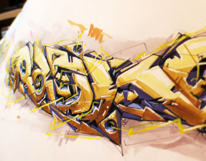Super Drawing by RASKO
