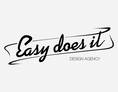 Easy Does It - Logo Proposal