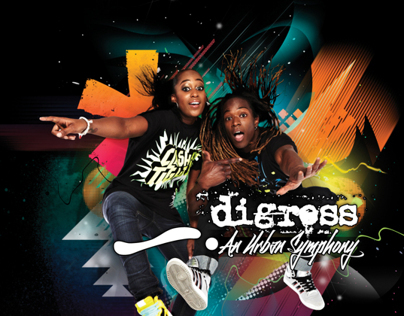 Digress: Urban Symphony Album