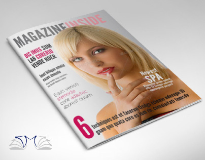 24 Pages Magazine InDesign Template