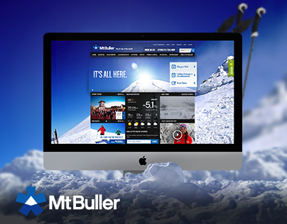 Mt Buller - Winter Website