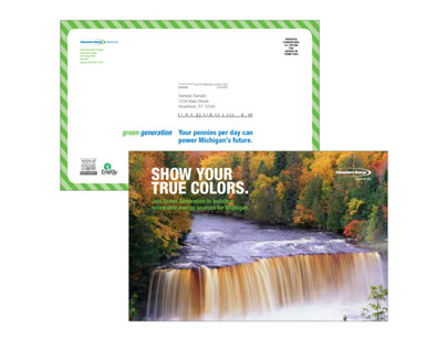 Consumers Energy DM