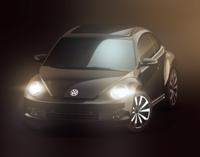 vw / the new beetle / iaa styleframes