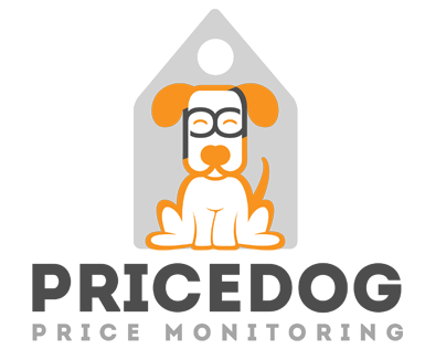 Price dog logo design