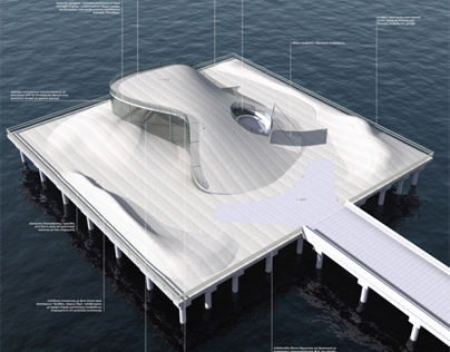 """Urban Wave"" architectural competition in Greece"