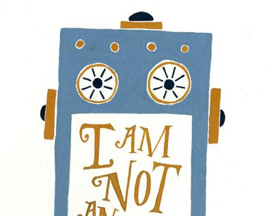 I Am Not an Automaton