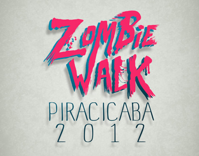 Zombie Walk Piracicaba 2012