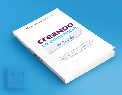 Creando la Diferencia - Motivational books -Case study