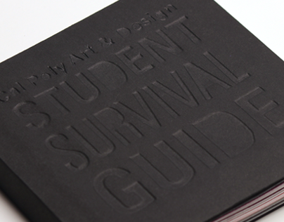Cal Poly Art & Design Student Survival Guide