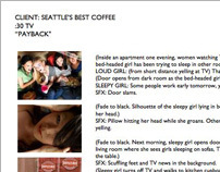Seattles Best Coffee TV campaign