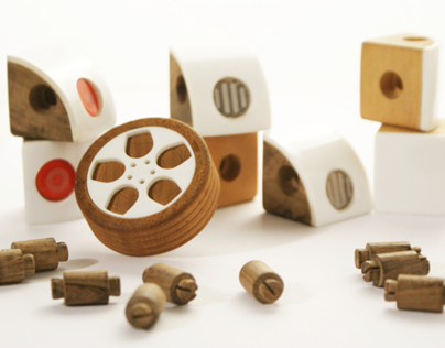 Eco Friendly Wooden Toy